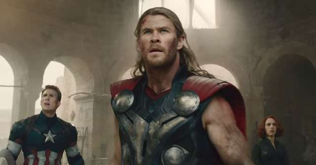 Kultowi Avengers już od 8 maja w kinach! - full image