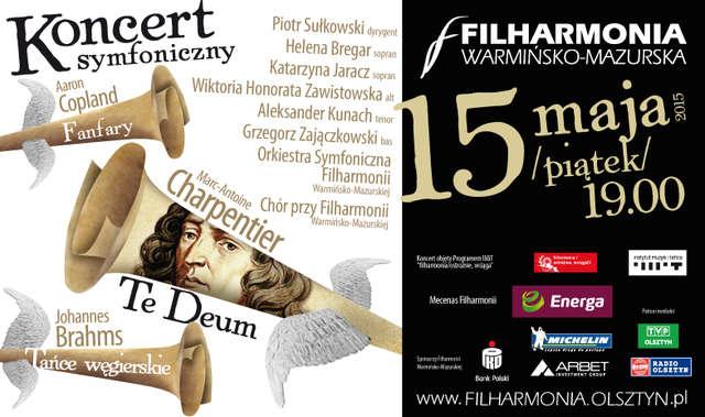 Te Deum – Koncert symfoniczny w Filharmonii   - full image