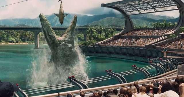 Jurassic World (Chris Pratt, Vincent D'Onofrio) w kinach od 12 czerwca! - full image