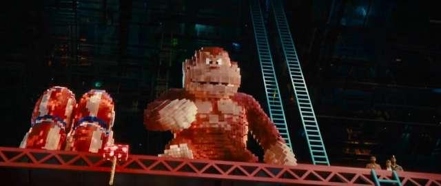 Pac-Man i Donkey Kong atakują świat. Piksle wkrótce w kinach - full image