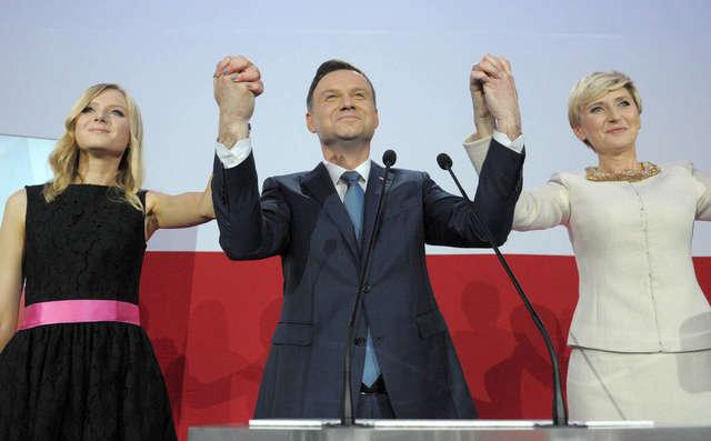 Prezydent Andrzej Duda: Ukraina jest wielkim strategicznym partnerem Polski  - full image