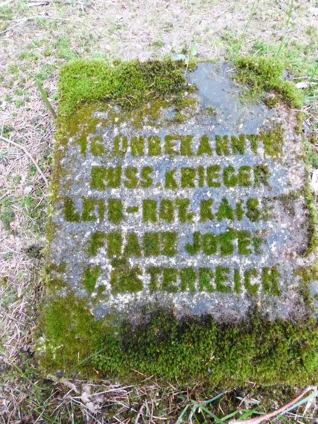 Tannenberg Club. Zagadka grobu Austriaka w Bitwie pod Tannennbergiem - full image