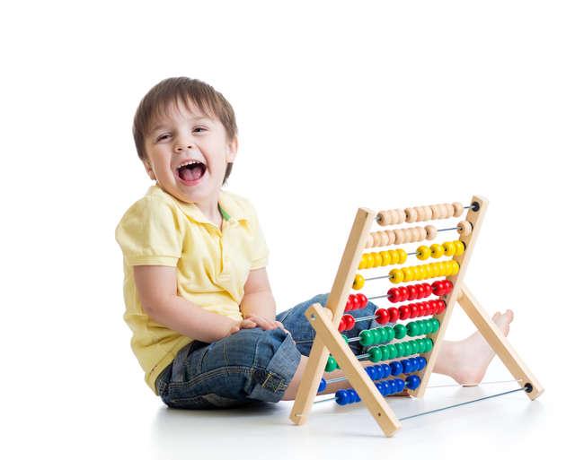 Nauka przez zabawę  - full image