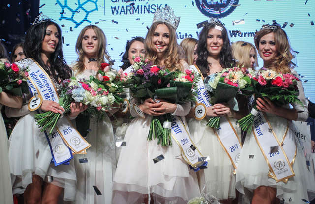 Oto Miss Warmii i Mazur 2015. Zdjęcia i film - full image