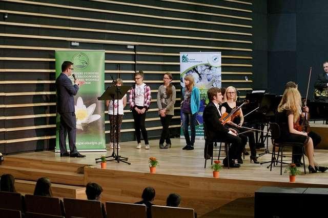 Symfonia ekologii - las w filharmonii, czyli koncerty edukacyjne dla dzieci - full image