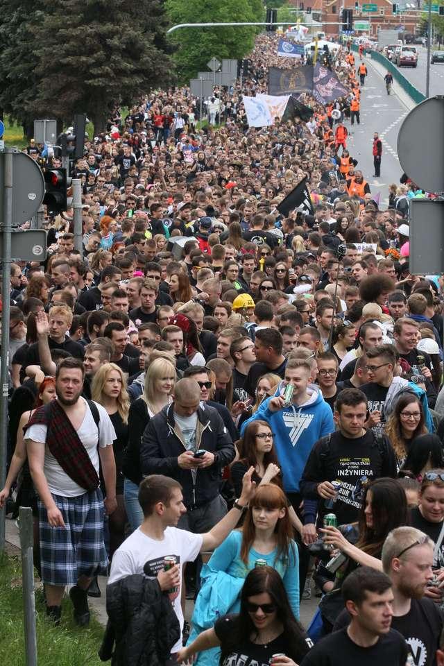 Uwaga! Wiemy którędy przejdzie parada studentów podczas Kortowiady 2016 - full image