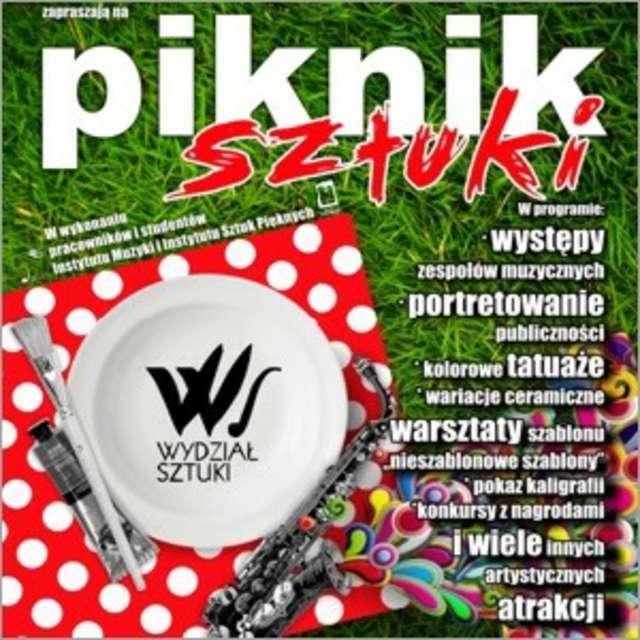 Piknik Sztuki w samym sercu Starego Miasta - full image