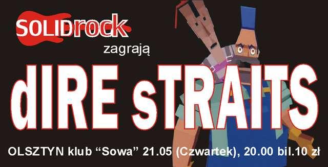 SolidRock zagra utwory Dire Straits w Sowie - full image
