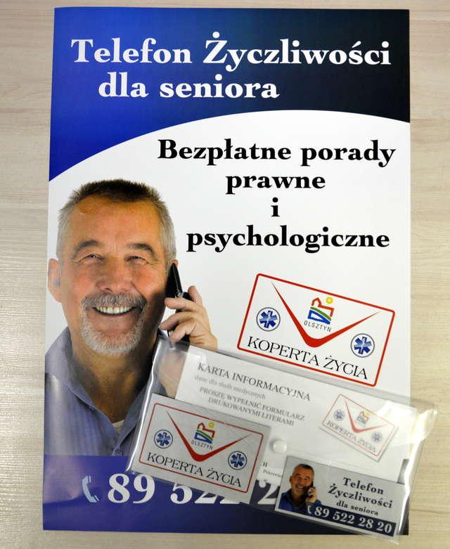 Koperty życia dla olsztyńskich seniorów  - full image