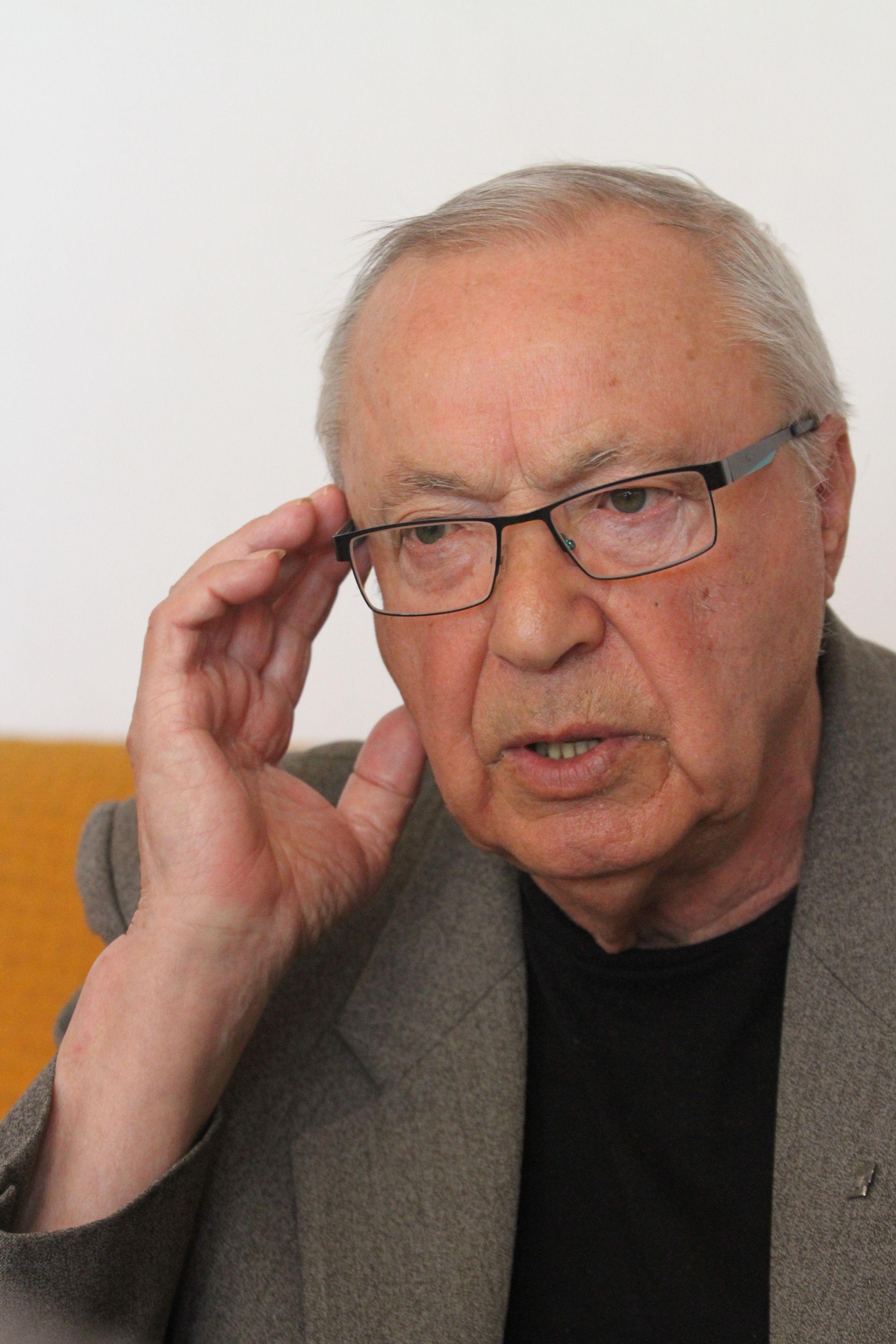 Edward Róg pochodzi z Równego, był w w Berlinie w maju 1945 roku, miał wtedy 15 lat