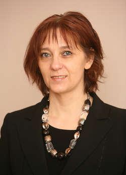 dr Lucyna Kwiatkowska, Prorektor WSIiZ