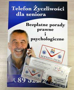 Koperty życia dla olsztyńskich seniorów