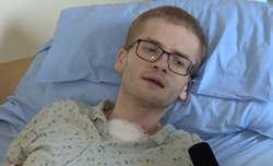 Sparaliżowany po zatruciu rtęcią wraca do zdrowia dzięki wrocławskim lekarzom