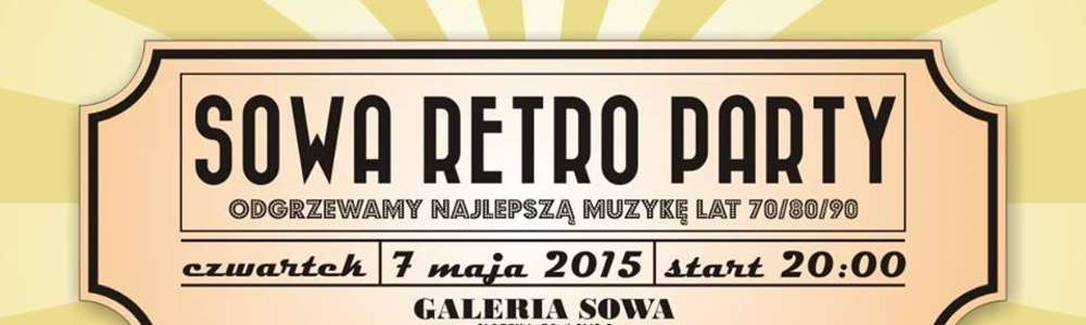 Sowa Retro Party