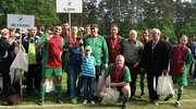 Ekipa z Nadleśnictwa Iława z powodzeniem zagrała o trzecie miejsce z Nadleśnictwem Młynary