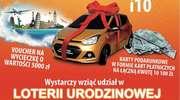 Wygraj samochód w Loterii Urodzinowej Galerii Bursztynowej!