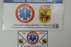 """""""Koperta życia"""" ułatwi pracę ratownikom medycznym"""