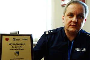 Zmiany w nowomiejskiej policji, komendant Wójcik odchodzi