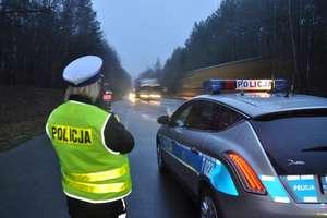 """Piscy policjanci przeprowadzili działania """"Prędkość"""""""