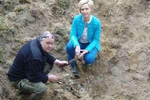 Odnaleźli w lesie szczątki niemieckiego myśliwca. To może być sensacyjne odkrycie!
