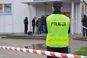 Chcieli się włamać do dwóch bankomatów w Olsztynie, spędzą w areszcie trzy miesiące
