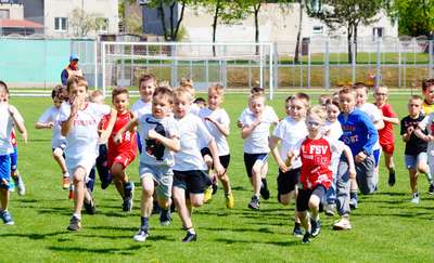 Biegi dla dzieci, trening z instruktorami. Przyjdź na piknik w niedzielę!