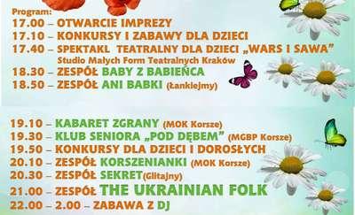 The Ukrainian Folk gwiazdą Majówki z Grochowką