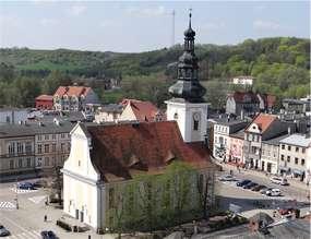 Nowe Miasto Lubawskie: Kino i kawiarnia w kościelnym wnętrzu