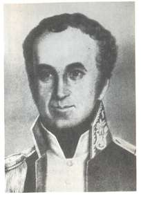 Landrat (starosta) Carl Friedrich Abramowski