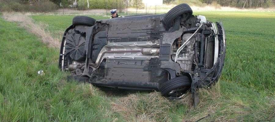 17 wypadków, 2 osoby zginęły, 22 zostały ranne - bilans na drogach po majówce