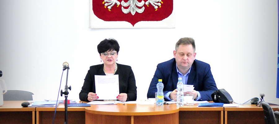 Radni po raz drugi odrzucili kandydaturę Edyty Sobczak na skarbnika