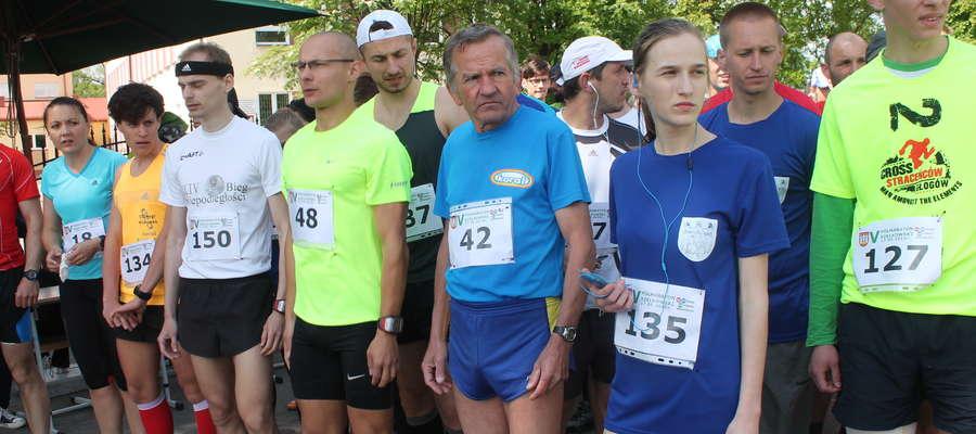 W biegach wystartowało 119 uczestników