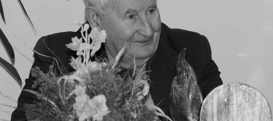 Druh Kołakowski pozostanie we wspomnieniach nie tylko strażackiej braci