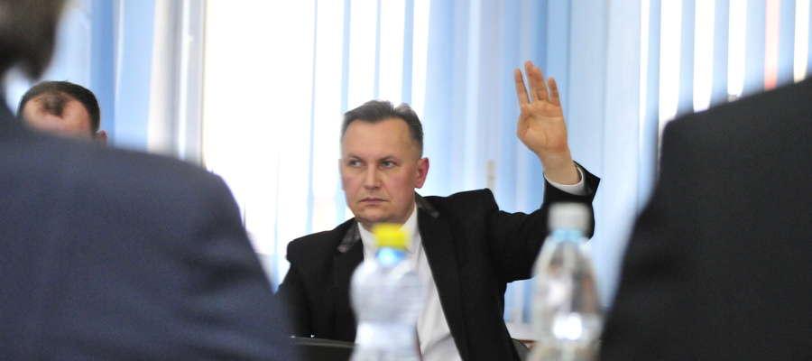Projekt burmistrz o konsultacjach zyskał akceptację radnych