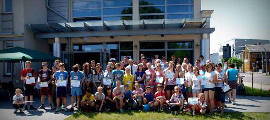 Akcja cieszy się dużym powodzeniem. W ubiegłym roku w biegach wzięło udział ponad 180 biegaczy f