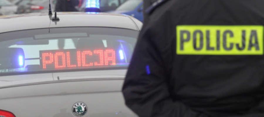 Policja zatrzymała kierowcę podczas akcji Pirat STOP