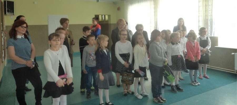 W konkursie wzięli udział uczniowie z wszystkich szkół gminy Nowe Miasto