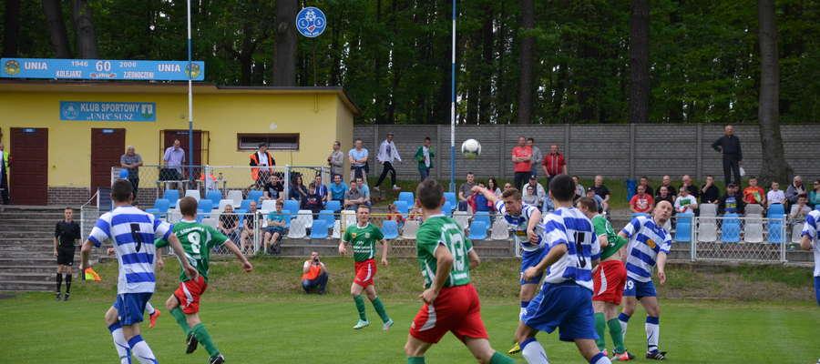 Unia Susz awans przypieczętowała po wygranym meczu z Radomniakiem Radomno