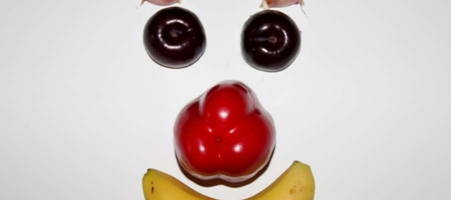 Bananowy uśmiech :)