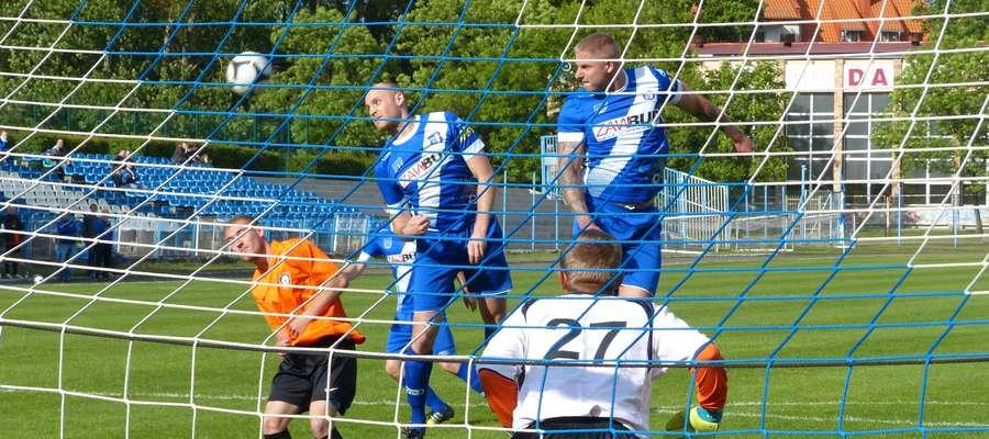 ITR Jeziorak pokonał wczoraj SKF Kunki 3:0