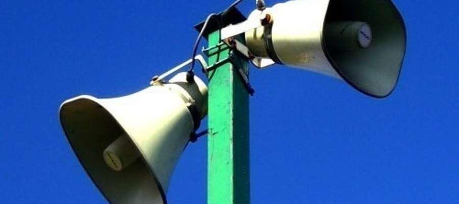 Nadawane sygnały alarmowe będą miały charakter ćwiczebny i nie będą związane z wystąpieniem zagrożenia