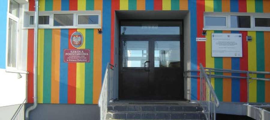 Czas na drugi remont szkoły w Zielonce Pasłęckiej