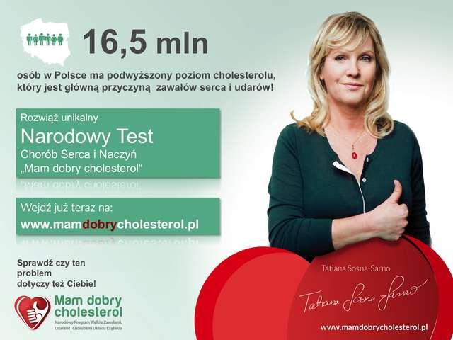 Zadbaj o swój cholesterol! - full image