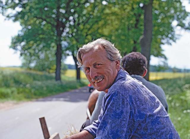 O utraconej ojczyźnie z nostalgią - spotkanie autorskie z Arno Surminskim - full image