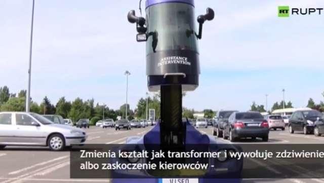 Policja dostanie... transformera? Już niedługo trafi na ulice - full image