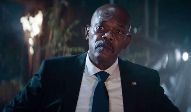 Samuel L. Jackson w filmie Polowanie na prezydenta już 26 czerwca - full image
