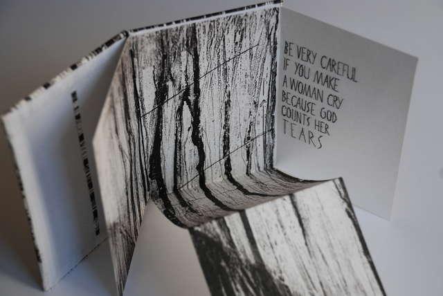 Dźwięczące grafiki Małgorzaty Chomicz - full image