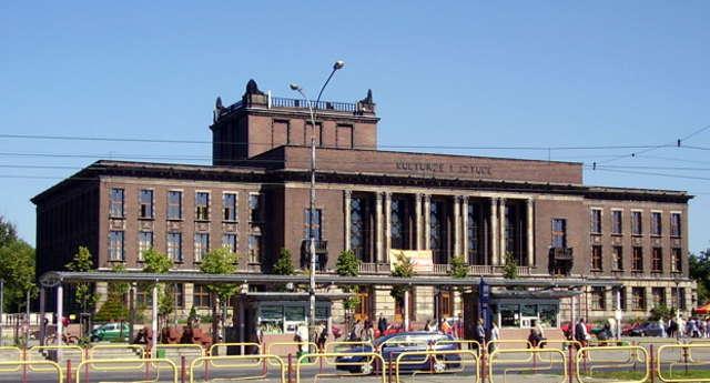 Dom Kultury Śląska fot. wikipedia  - full image