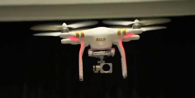 Dron szyty na miarę - dostosuj go do własnych potrzeb - full image