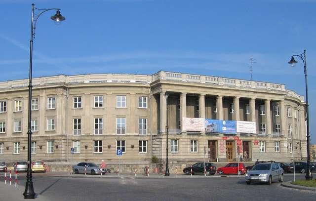 Budynek KW PZPR w Białymstoku